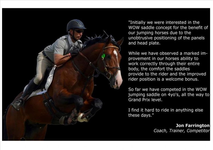 Wow Saddles Review